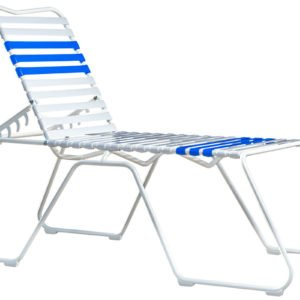 Blue option for High Chaise Lounge Chairs