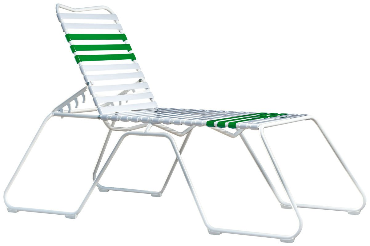 Green option for High Chaise Lounge Chairs