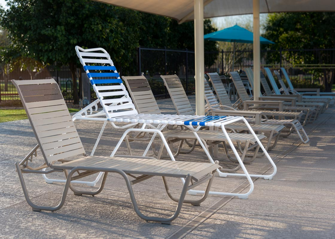 The Martin High Chaise Lounge Chairs Sit In Comfort Stand With Ease