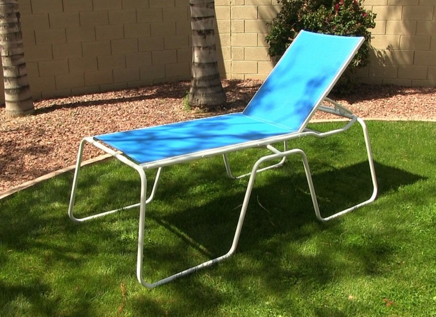 Check out the demo video for our High Chaise Lounge Chairs