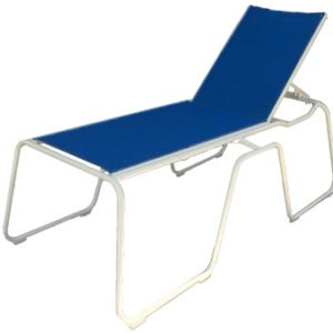 24 Quot High Seat Chaise Lounge Chair Strap The Martin